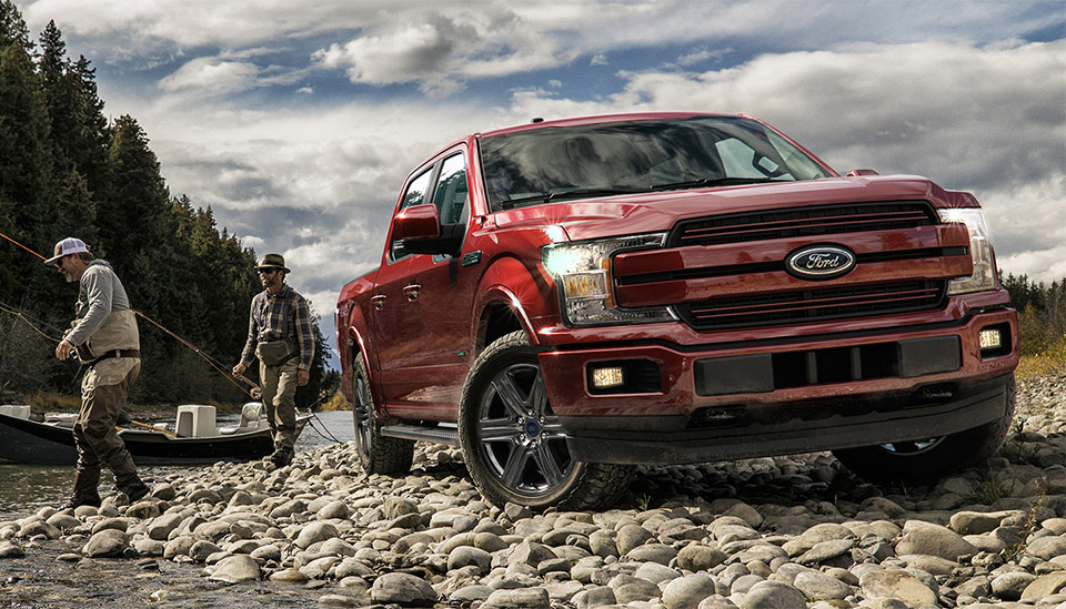 2018 F-150 Redesign Looks Ford Tough