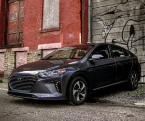 2017 Hyundai Ioniq Review: Small Fry Hits the Big Time
