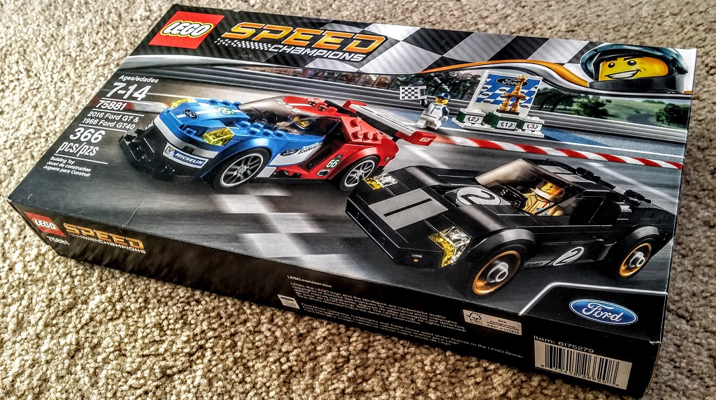Ford Gt And Gt Review A Lego Kit Exclusive
