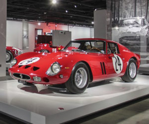 The Sexiest Sort of Red Light District: 70 Years of Ferrari
