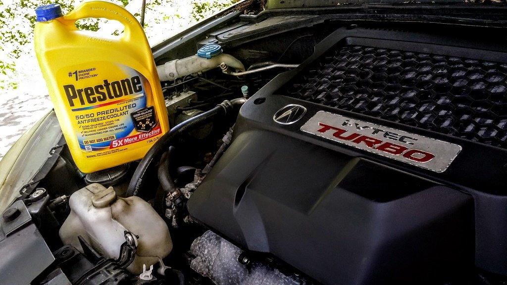 When Should You Check Your Car's Coolant?