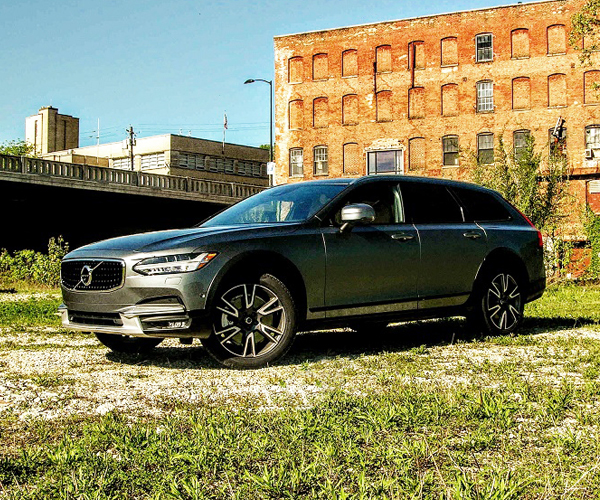 2017 Volvo V90 Cross Country Review: Best Wagon Ever?