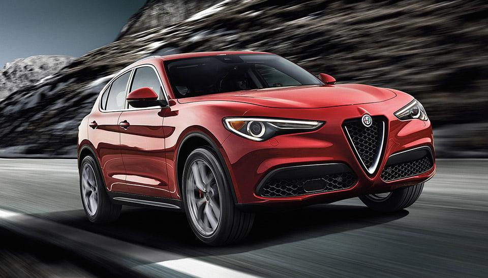 Alfa Romeo Stelvio and Stelvio Ti Prices Announced