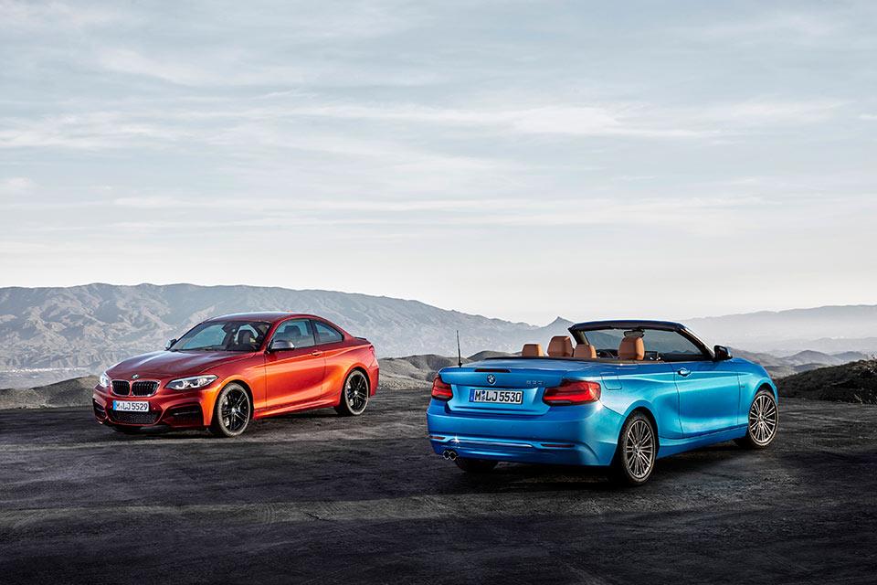 2018 BMW 2 Series Breaks Cover