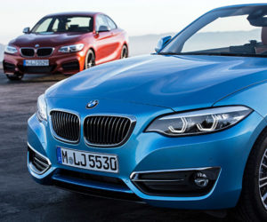 2018 BMW 2 Series Breaks Cover