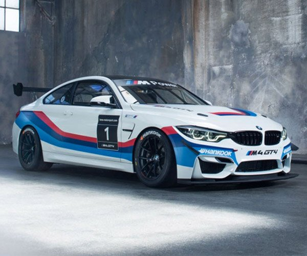 BMW M4 GT4 is a Gentleman's Racer