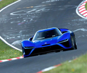 NIO EP9 Makes the Fastest Lap of the Nürburgring