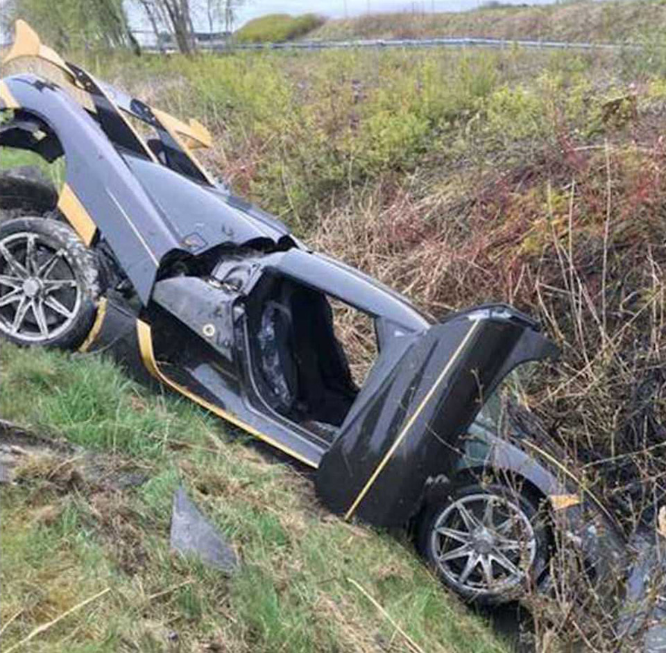 Agera RS Crashes in Testing, May Live Another Day