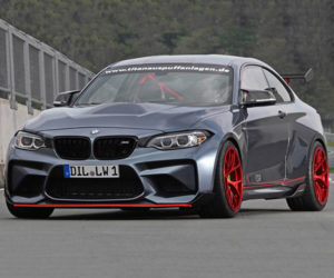 This Nasty BMW M2 CSR Has an M4's Heart