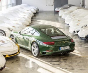 Millionth Porsche 911 Rolls off the Line