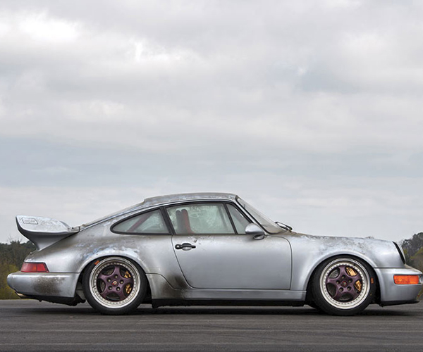 Porsche 911 RSR 3.8 Brings $2.25 Million at Auction