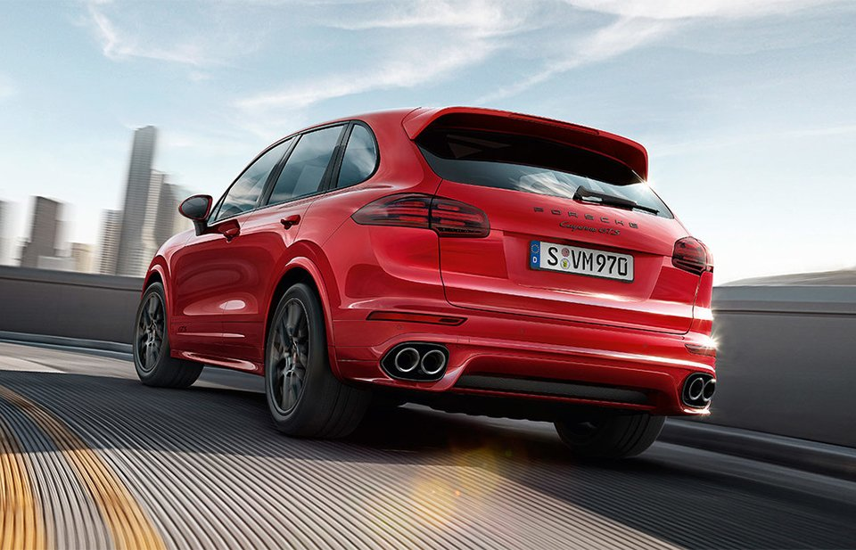 Porsche Won't Make a Macan or Cayenne GT3