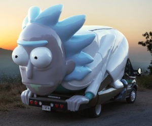 Forget Every Other Car; Give Us the RickMobile