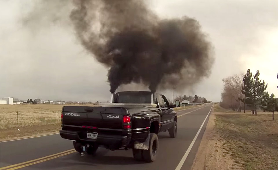 Colorado Legislation Would Ban Rolling Coal