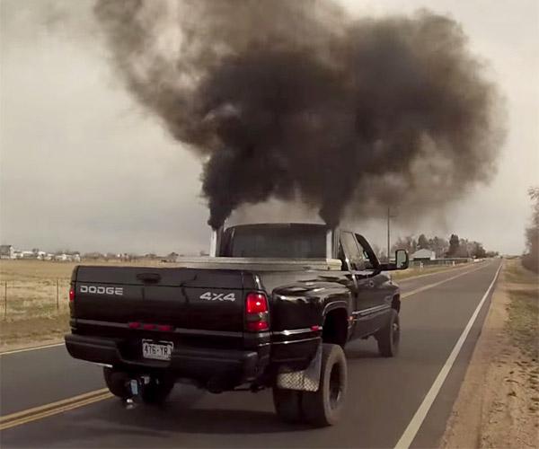 Colorado Legislation Would Ban Rolling Coal