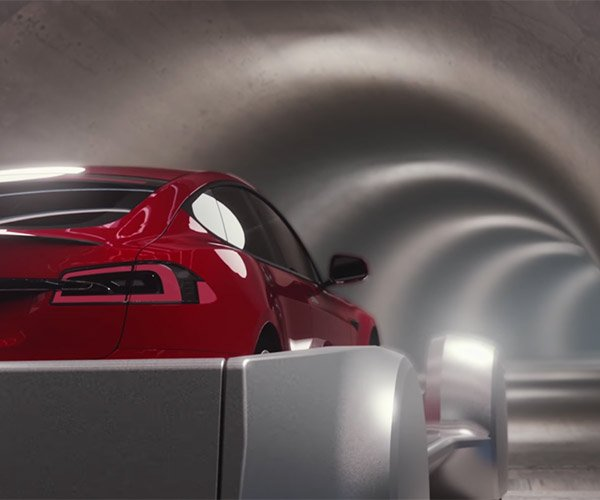 The Boring Company Shows off Its Tunnel Vision for the Future