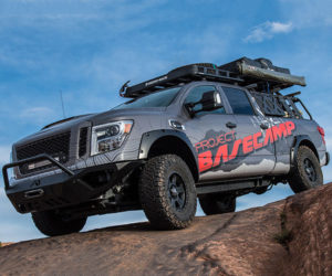 Nissan Base Camp Titan Explores All the Wilds