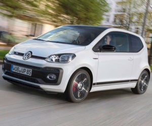 2018 Volkswagen up! GTI Is a Cute Little Brute