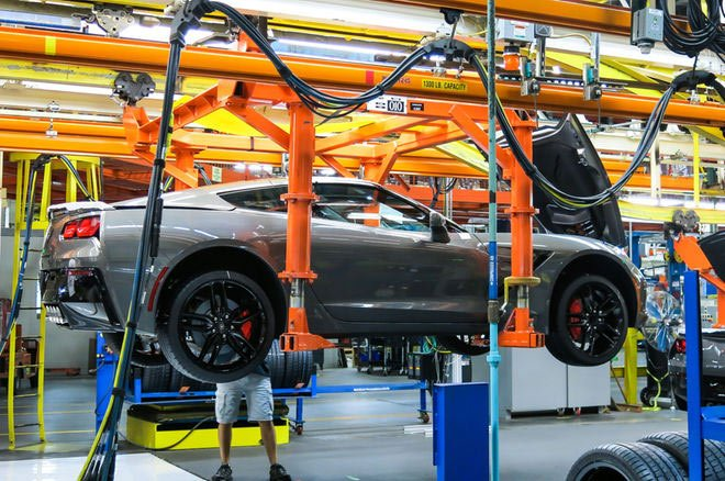 Corvette Factory Tours Stopping for 18 Months for Line Retooling