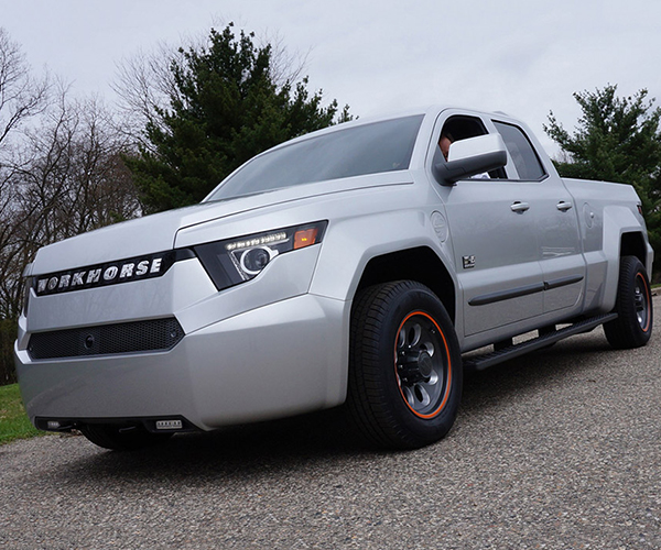 Workhorse W-15 Electric Truck Might Get Consumer Version