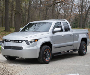 Workhorse W-15 Electric Truck Goes 0 to 60 in 5.5 Seconds