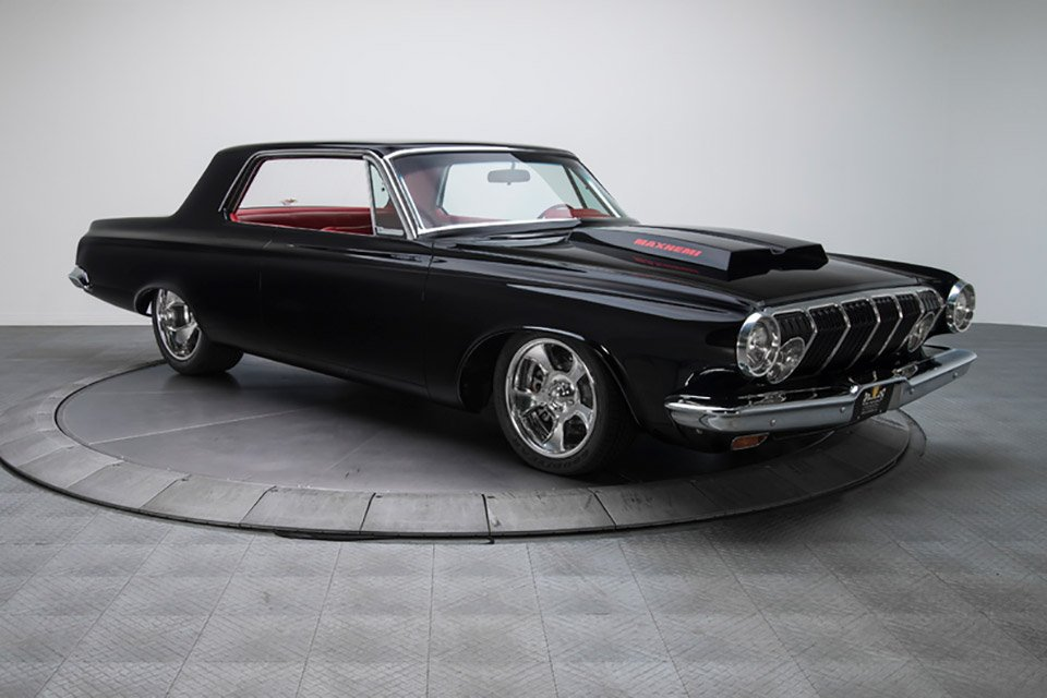 Fantastic Custom '63 Dodge Polara Hot Rod for Sale