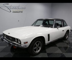Super Rare Car Alert: 1976 Jensen G80 Interceptor III for Sale