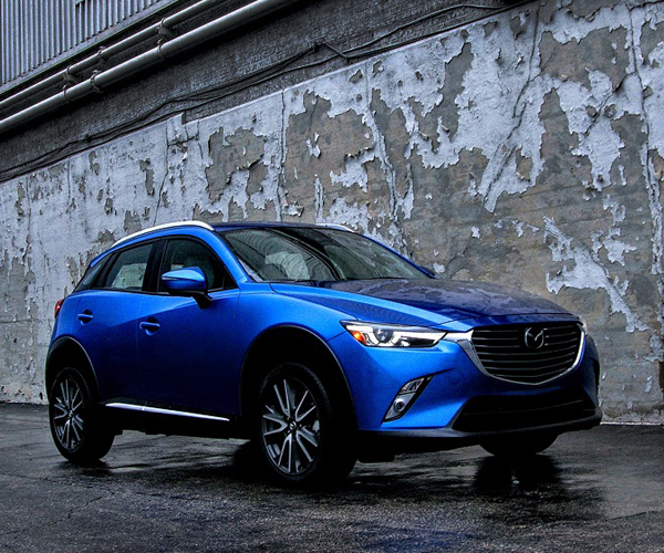 2017 Mazda CX-3 GT Review: Living the AWD Miata Mindset