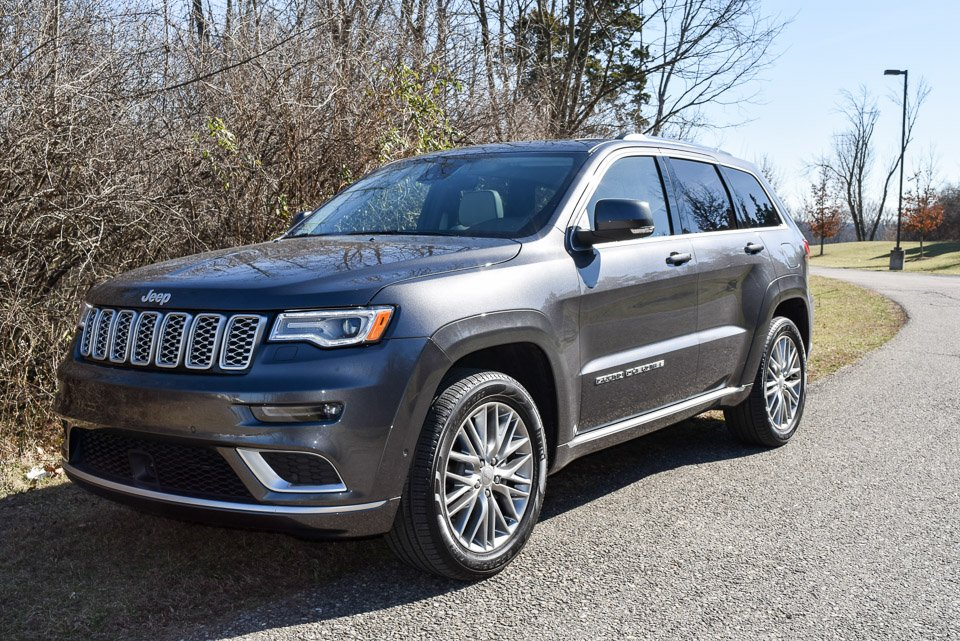2017 Jeep Grand Cherokee Summit Review ...