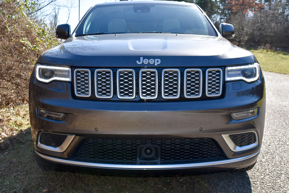 2017 jeep grand cherokee summit review 95 octane. Cars Review. Best American Auto & Cars Review