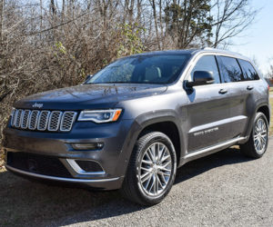 2017 Jeep Grand Cherokee Summit Review