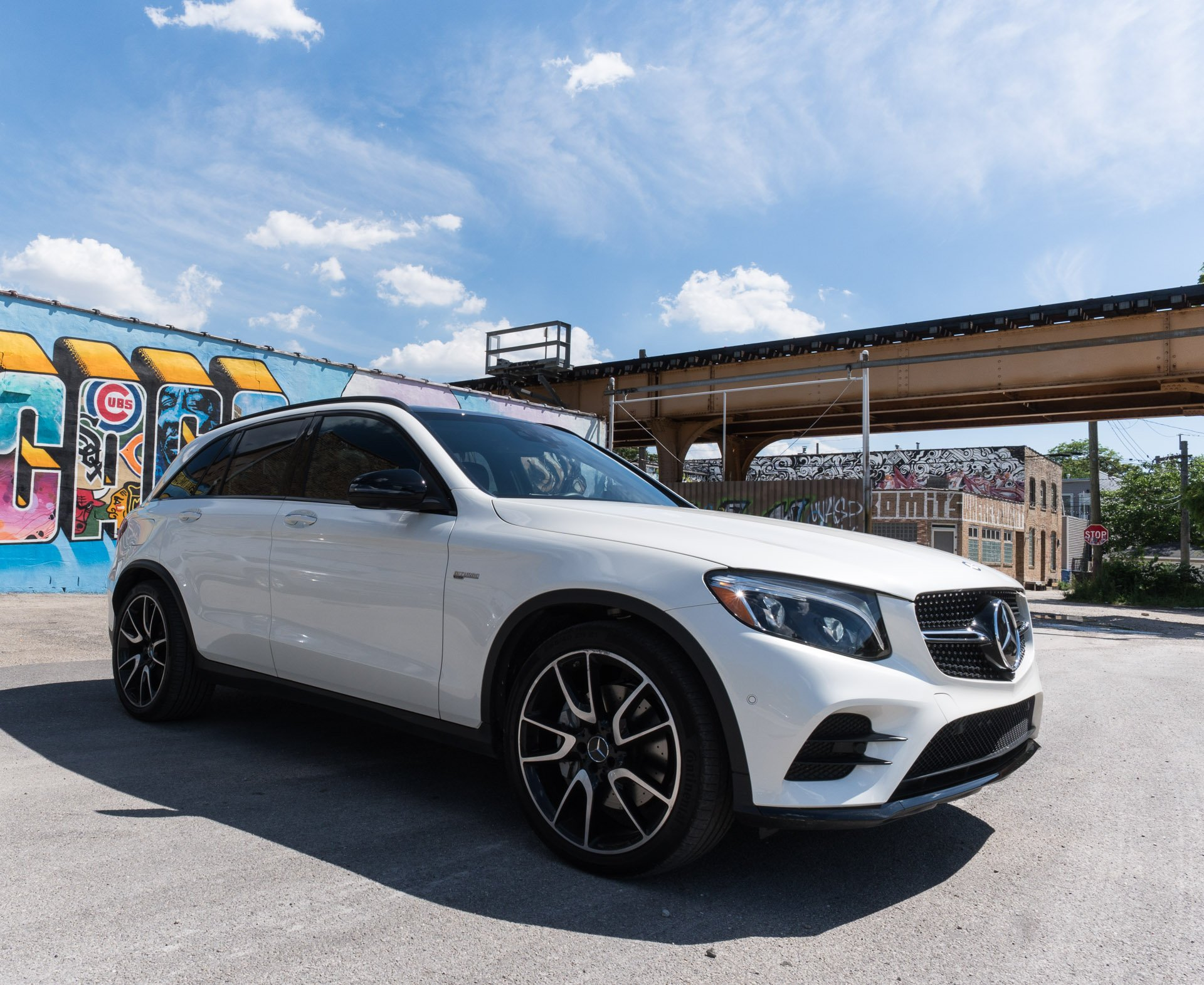 2017 Mercedes-AMG GLC43 Review: Power Meets Practicality