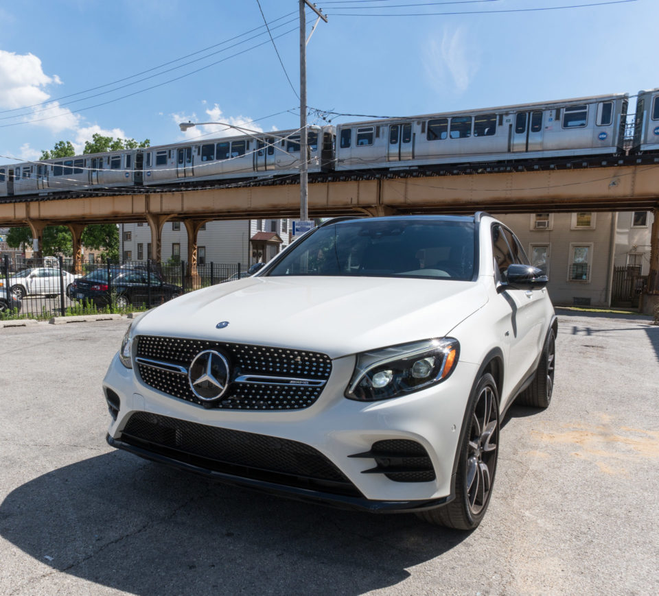2017 Mercedes Benz Mercedes Amg Glc Coupe Interior: 2017 Mercedes-AMG GLC43 Review: Power Meets Practicality