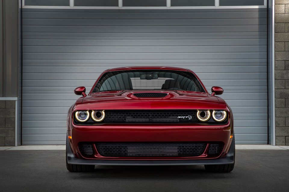 2018 Dodge Challenger SRT Hellcat Widebody: One Fat Cat