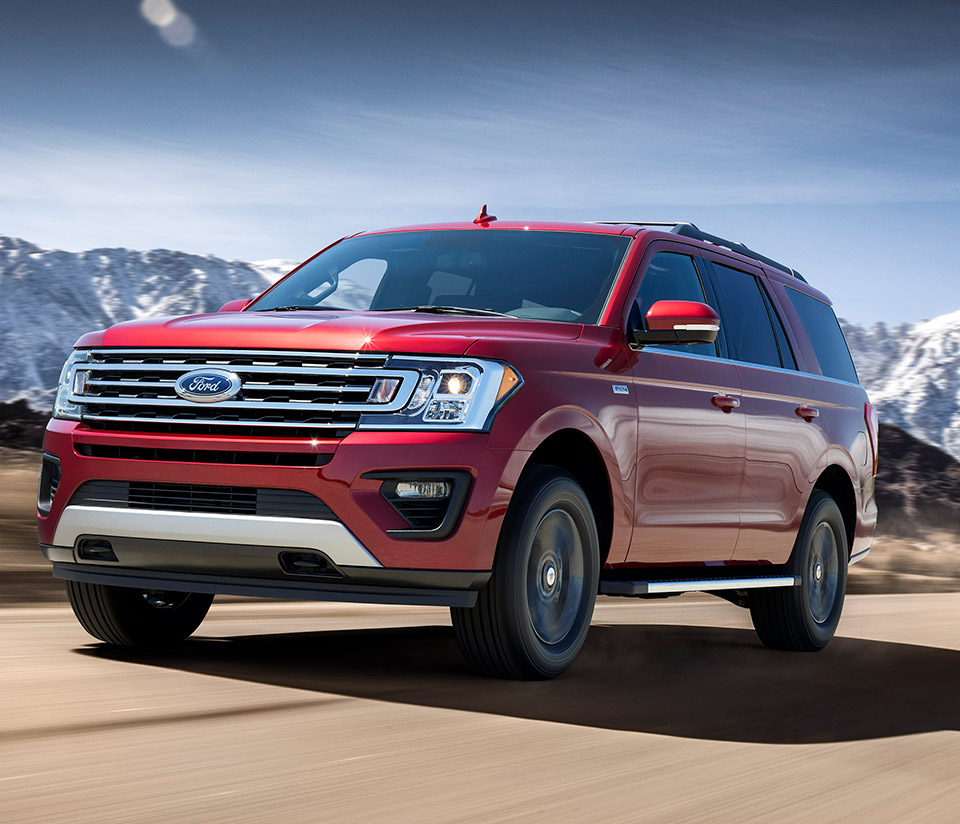 Ford Expediton: 2018 Ford Expedition FX4 Wants To Get Dirty