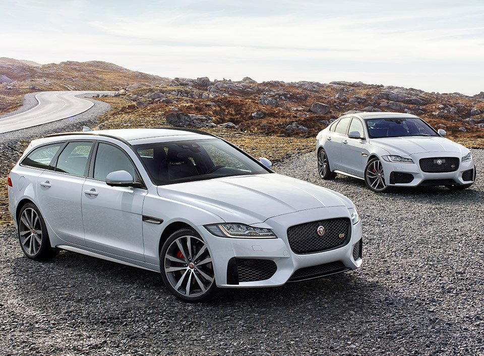 2018 Jaguar XF Sportbrake Wagon Coming to the US
