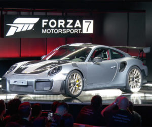 2018 Porsche 911 GT2 RS Debuts at E3 as Forza 7 Cover Car