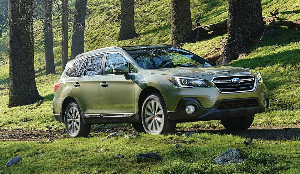 2018 subaru outback and legacy prices announced 95 octane