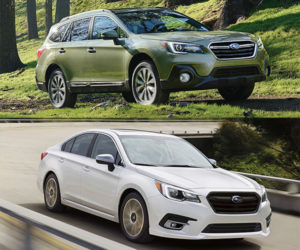 2018 Subaru Outback and Legacy Prices Announced