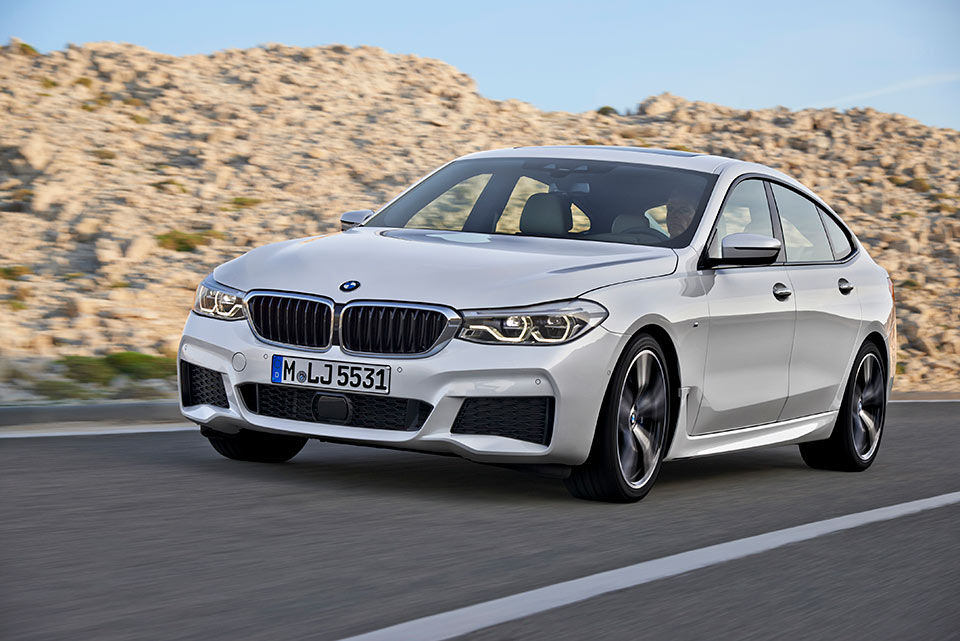 2018 BMW 6 Series Gran Turismo is Wagon-ish