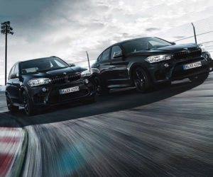 BMW X5 M and X6 M Black Fire Editions Land this Summer