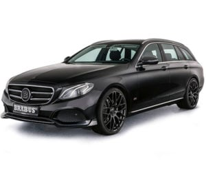 Brabus S 213 Mercedes E-Class Wagon is Beautifully Practical