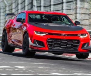 2018 Camaro ZL1 1LE Is the Fastest Camaro Ever Around the Ring
