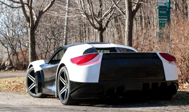 Dubuc Tomahawk Ev Sports Car The Fast And The Fugly 95 Octane