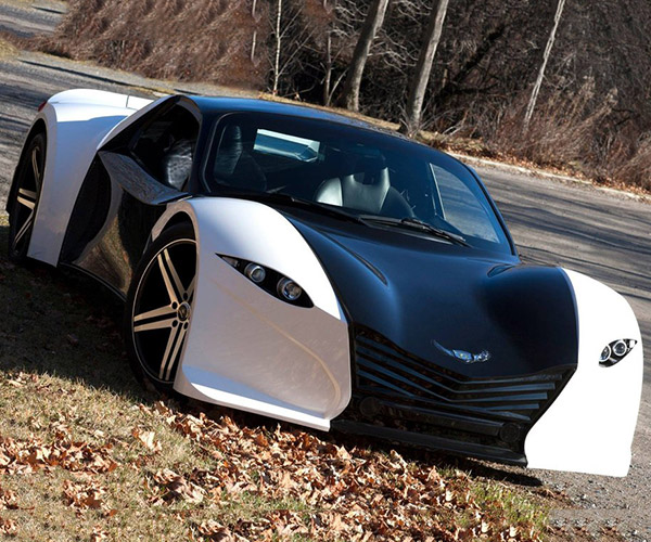 Dubuc Tomahawk EV Sports Car: The Fast and the Fugly