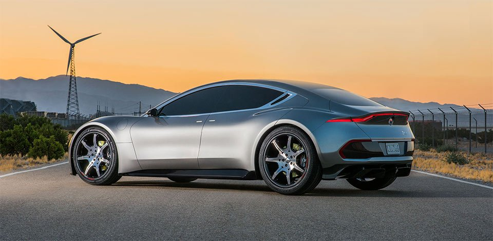 Fisker EMotion EV Pre-order Reservations Kick Off