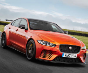 Jaguar XE SV Project 8 Does 0-to-60 in 3.3 Seconds