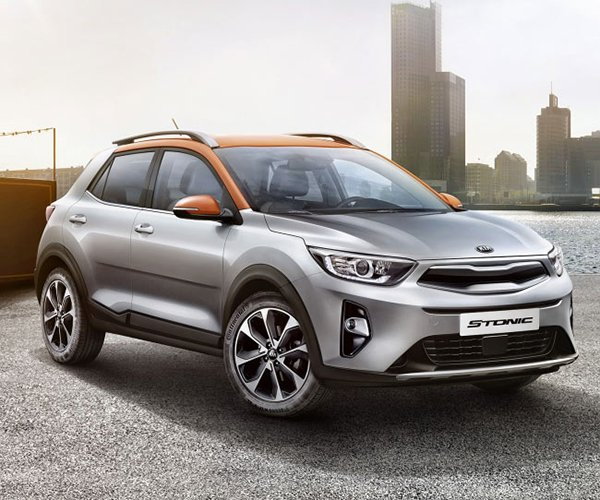 Kia Stonic Crossover Lands in Europe