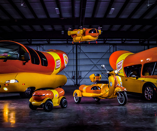 Oscar Mayer Shows off Its Smaller Wieners