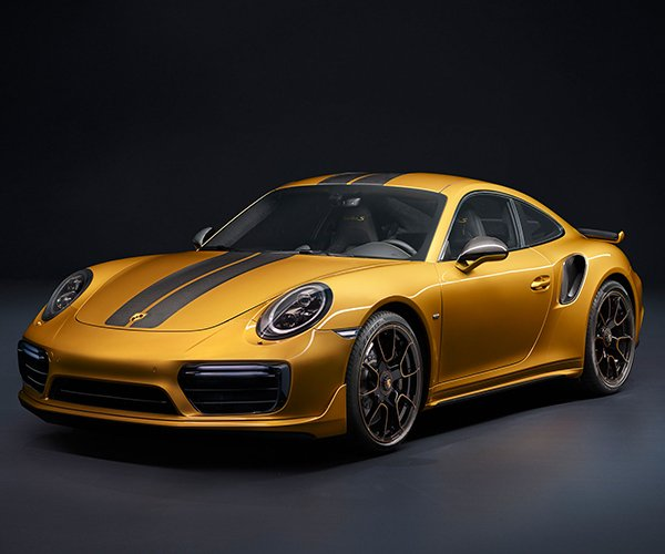 Porsche 911 Exclusive Series Is Oh So Special